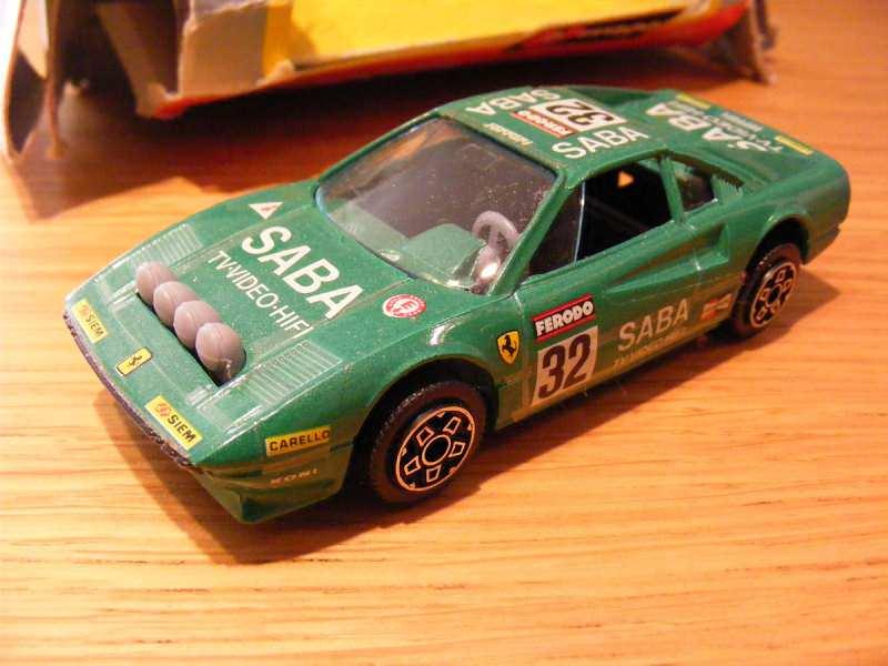 Ferrari 308 GTB 1/43 Bburago - MINT!!!