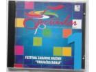 Festival zabavne muzike Vrnjacka Banja 2007 cd 1