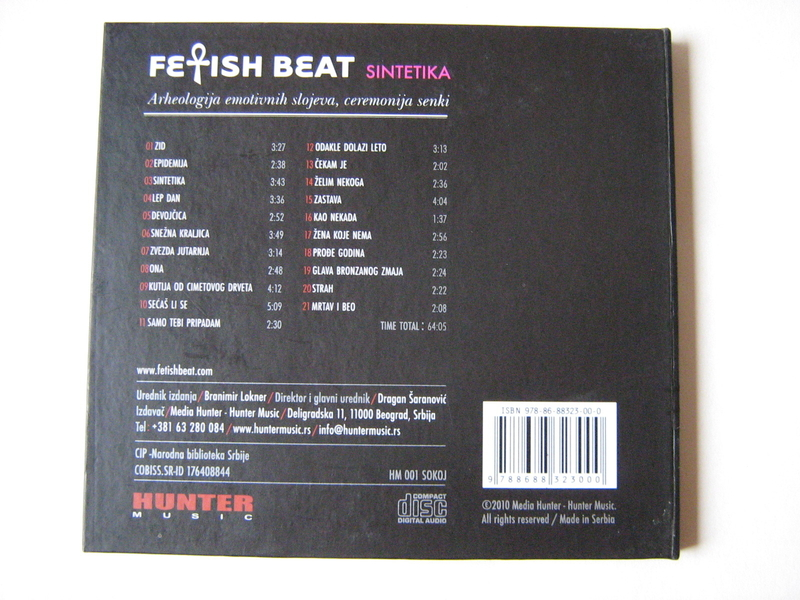 Fetish Beat - Sintetika