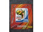 Fifa 2010 Panini - prazan album