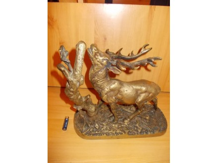 Figura jelena od mesinga