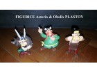 Figurice Asterix & Obelix PLASTOY - TOP PONUDA