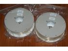 Filament PLA natural, HIPS, ABS
