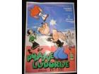 Filmski poster POPAJEVE LUDORIJE 1970