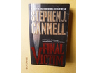 Final Victim, Stephen J. Cannell