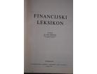 Financijski leksikon - Dr Ivo Perisin