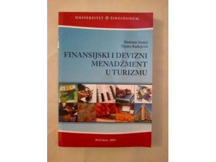 Finansijski i devizni menadžment u turizmu - Stakić