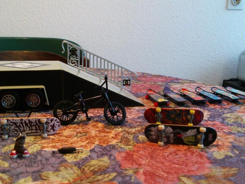Fingerboard skejtbord -izbor skejtova za triking-citaj