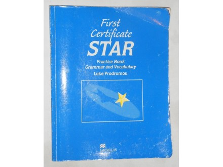 First Certificate Star - Practice Book
