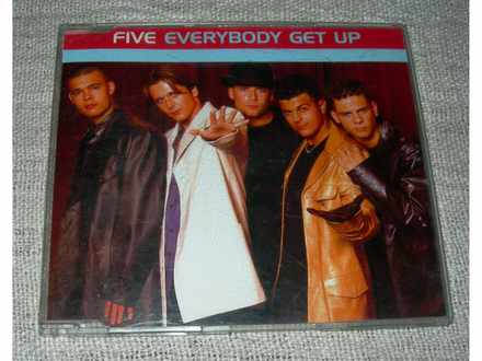 Five - Everybody Get Up