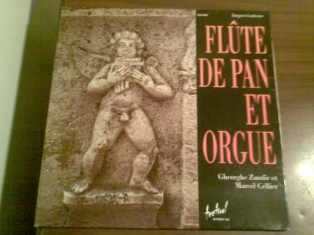 Flûte De Pan Et Orgue
