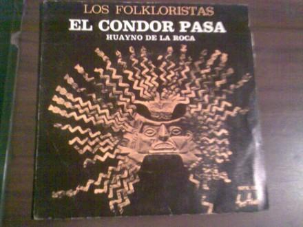 Flûte Indienne - El Condor Pasa