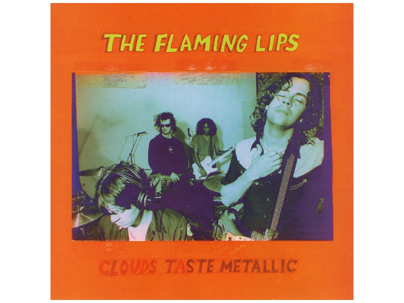Flaming Lips, The - Clouds Taste Metallic
