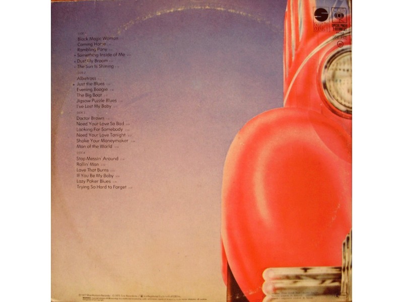 Fleetwood Mac - VINTAGE YEARS 2LP kanadsko izdanje