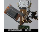 Flet kabl za iPhone 6s 4.7 PLUS sa home tasterom + home dugme zlatno (MS)