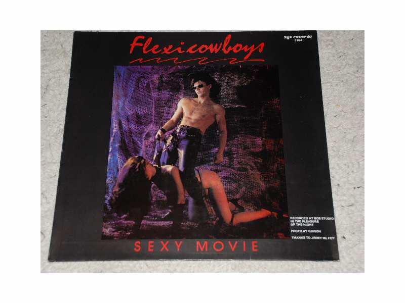 Flexi Cowboys - Sexy Movie Italo Disco
