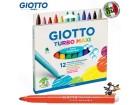 Flomasteri Fila Giotto maxi 1/12 kom 454000 - Novo