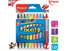 Flomasteri Maped Color Peps Duo Tip 1/10 kom 849010