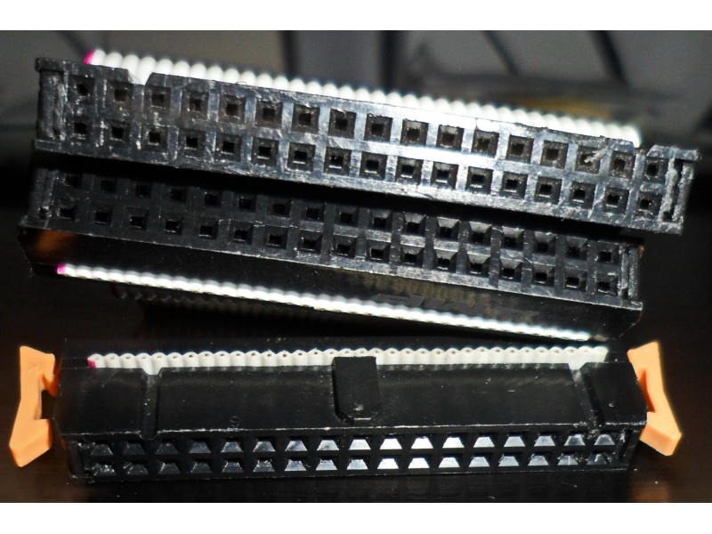 Flopy Drive kabl 3x konektor