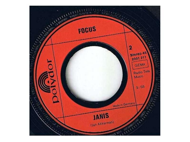 Focus (2) - Hocus Pocus / Janis