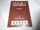 Folklor u Vojvodini, sv.7.,Udruženje folklorista Vojvod