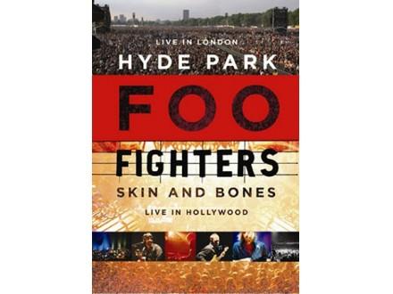 Foo Fighters - Skin And Bones + Hyde Park