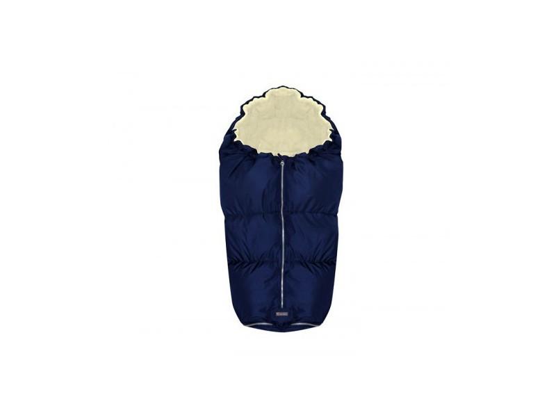 Footmuff za kolica plav