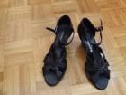 Footwear crne sandale broj 38/39