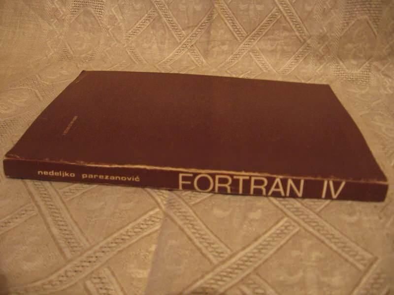 Fortran IV - Nedeljko Parezanovic