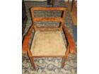 Fotelja ART DECO stara oko 100 godina