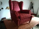 Fotelja Beržera-starinska