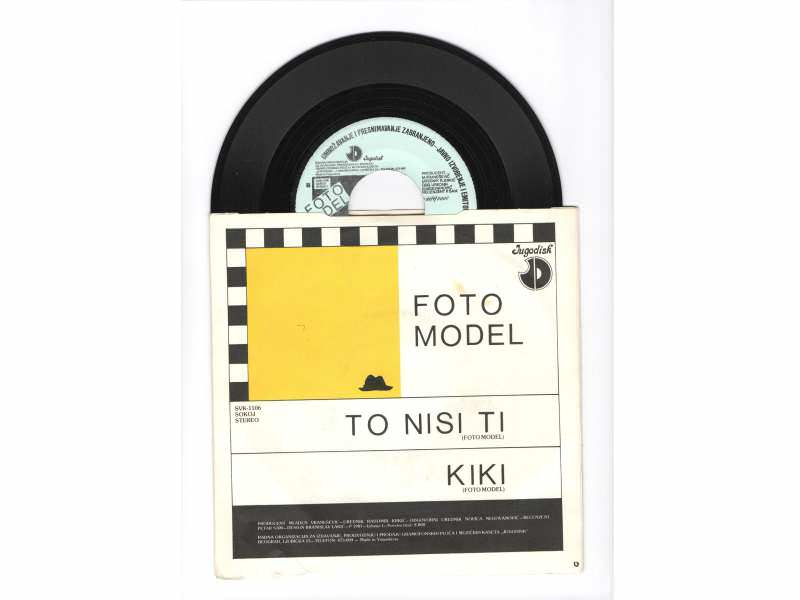 Foto Model - To Nisi Ti / Kiki