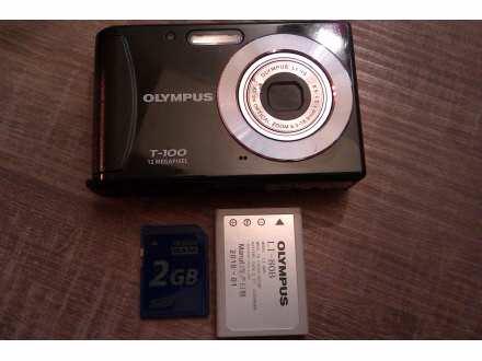 Fotoaparat Olympus T-100