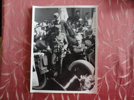Fotografija Kralja Aleksandra I Karadjordjevića