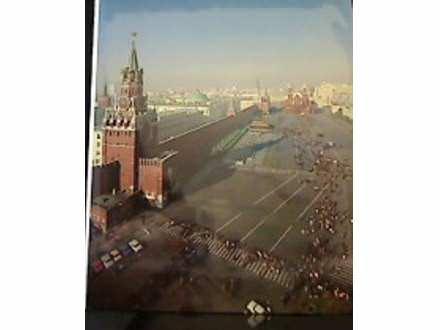 Fotomonografija MOSKVA