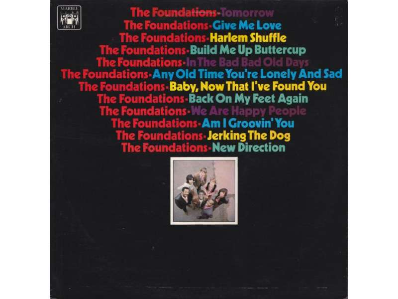 Foundations, The - The Foundations