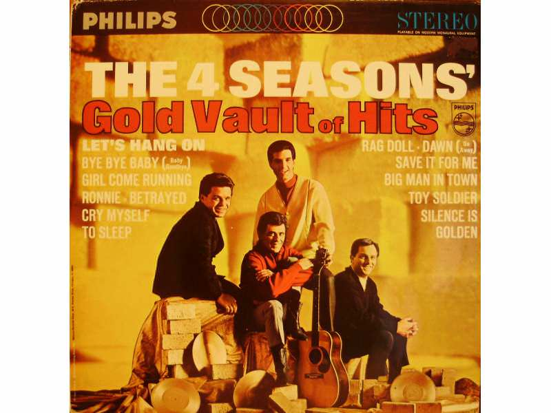 Four Seasons, The - The 4 Seasons` Gold Vault Of Hits