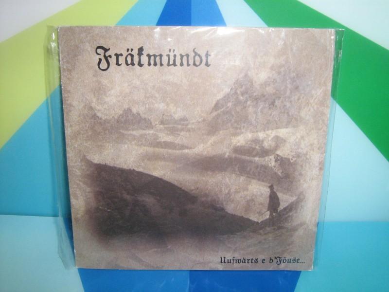Fräkmündt - Uufwärts E D`Föuse...