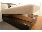Francuski ležaj sa sandukom za posteljinu