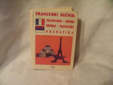 Francuski rečnik, gramatika, jrj