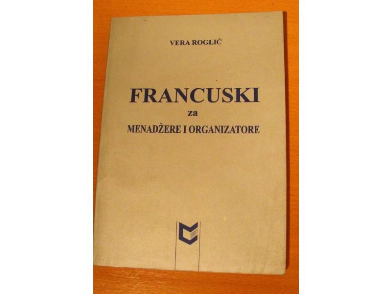 Francuski za menadzere i organizatore