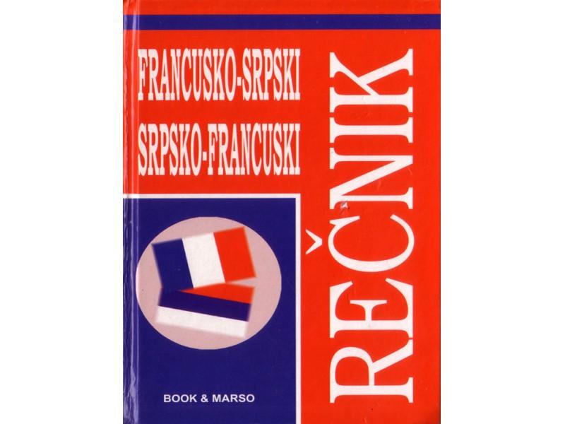 Francusko Srpski Srpsko Francuski rečnik - Vera Roglić