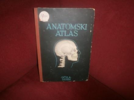 Franjo Dolenec      ANATOMSKI ATLAS