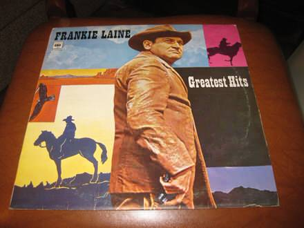 Frankie Laine - Greatest Hits