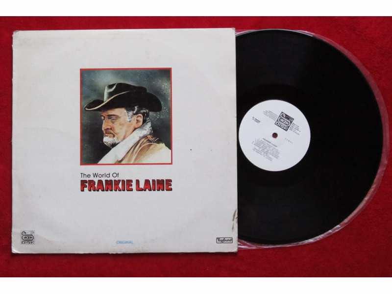 Frankie Laine - The World Of Frankie Laine