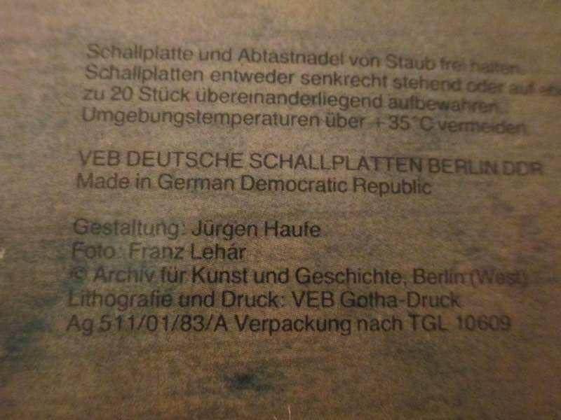 Franz Lehár - Das Land des Lachelns