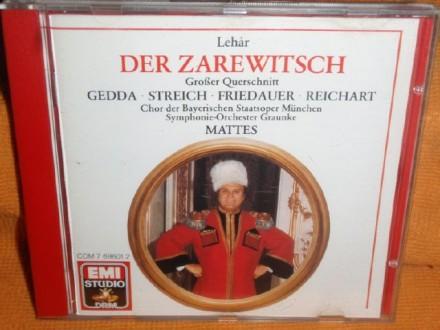 Franz Lehar - Der Zarewitch (CD)