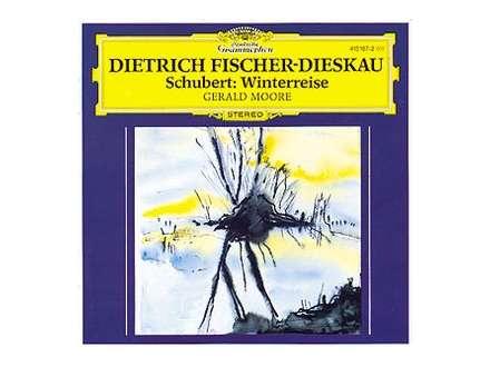 Franz Schubert, Dietrich Fischer-Dieskau, Gerald Moore - Winterreise