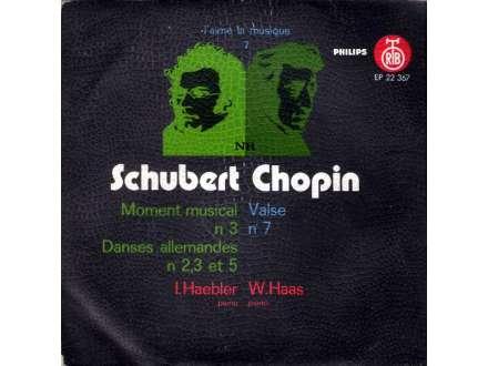 Franz Schubert, Frédéric Chopin - Moment Musical / Valse