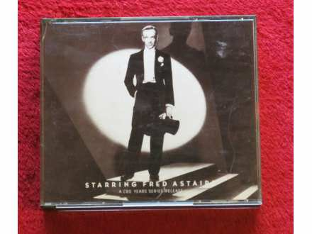 Fred Astaire - Starring Fred Astaire - 2CD